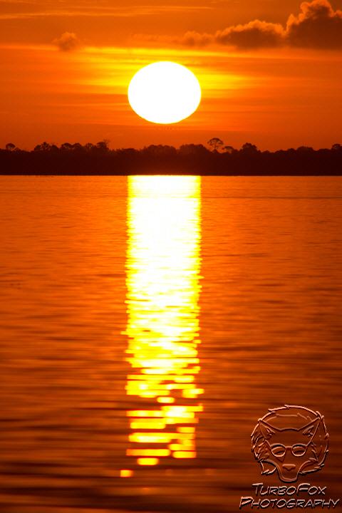 Indian River Sunrise