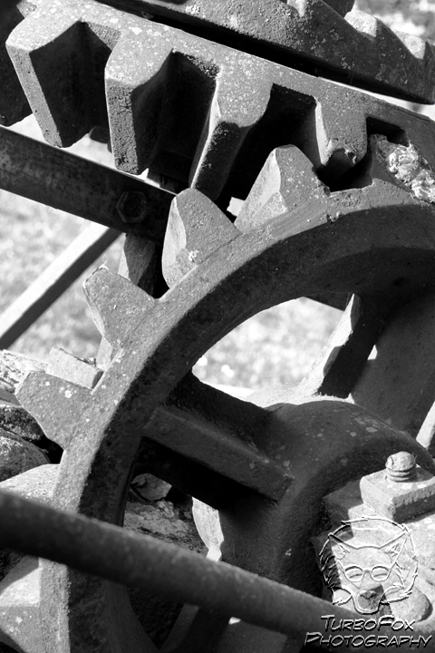 Rusted Well Gears