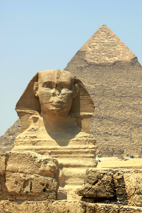 Sphinx & Khafre